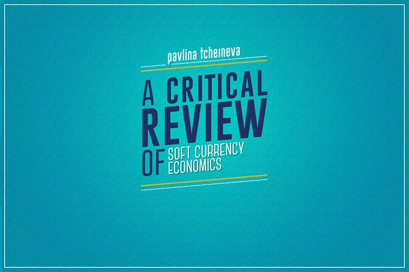 Una revisione critica di Soft Currency Economics di Warren Mosler – Pavlina R. Tcherneva