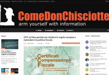 CCF, un'idea geniale per eludere le regole europee e riprenderci la politica fiscale