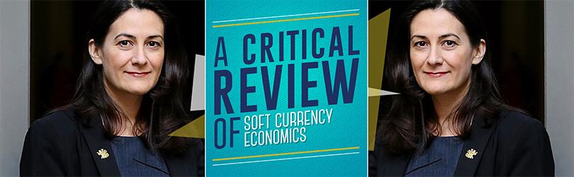Una revisione critica di Soft Currency Economics di Warren Mosler – Pavlina R. Tcherneva - Banner Home Page